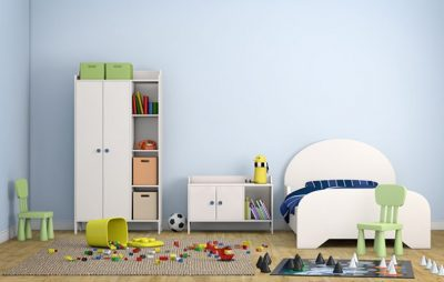 The chaos is finally coming to an end! Teach your kids how to tidy up
