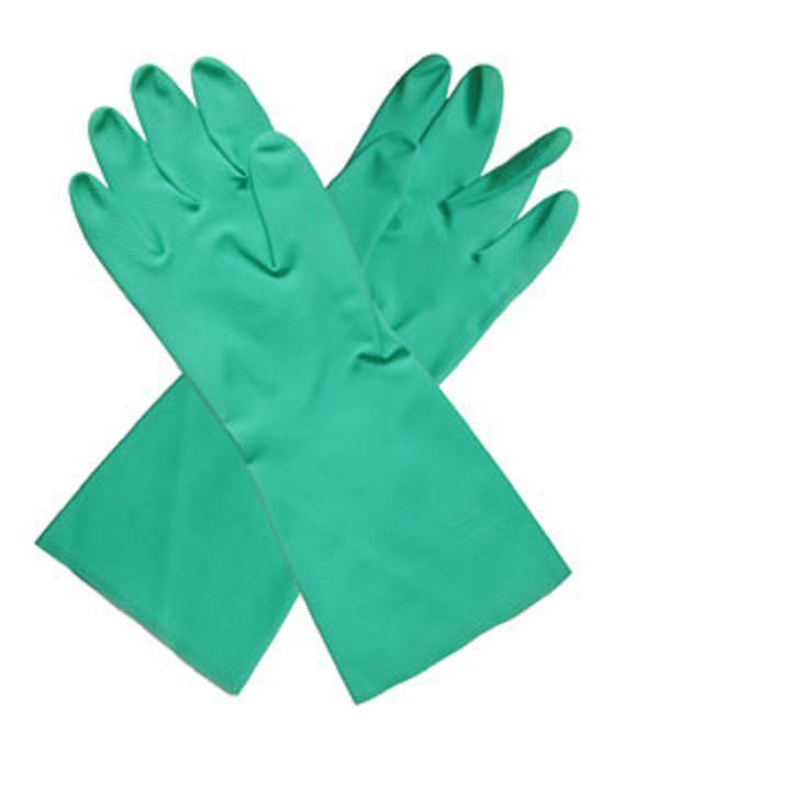 mẹo vặt mở hộp bằng găng tay cao su