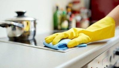 8 mẹo dọn dẹp nhà bếp hữu ích