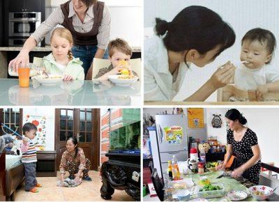 Giúp việc cho người nước ngoài cần những gì?