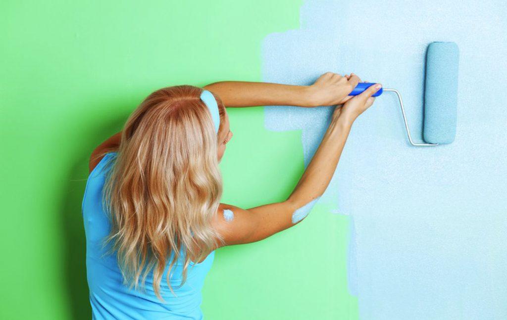 chống ẩm mốc cho tường