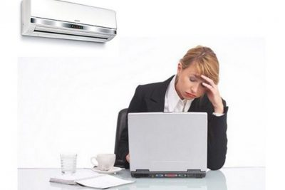 Cảnh giác ngay với 6 bệnh dễ mắc phải khi ngồi trong phòng máy lạnh