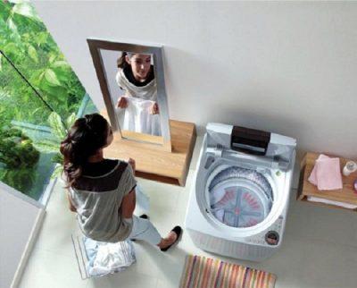 Vệ sinh máy giặt đúng cách không hề khó