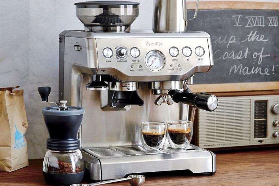 máy pha cà phê máy