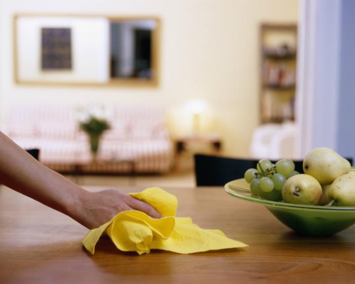 Dọn dẹp ngay sau khi nấu ăn