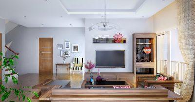 5 cách dọn dẹp phòng khách chỉ trong cái nháy mắt