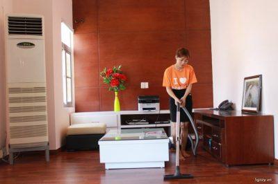 Làm gì để trở thành một người giúp việc nhà theo giờ chuyên nghiệp?