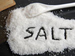 tác dụng của muối ăn