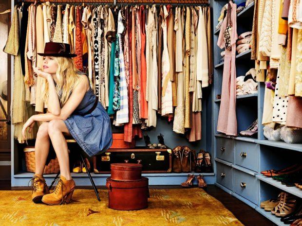 4 nguyên tắc sắp xếp tủ quần áo khoa học bạn cần biết