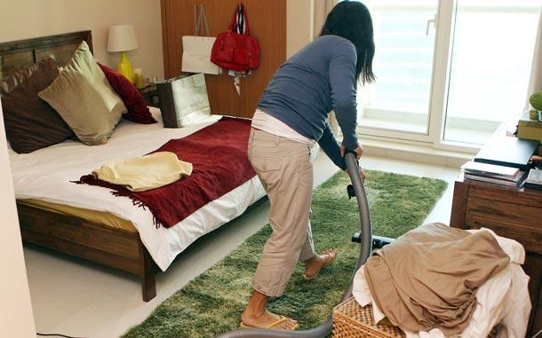 người giúp việc nhà theo giờ