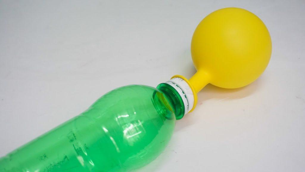 mẹo vặt từ chai nhựa