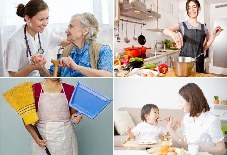 Phân tích và chọn giúp việc theo độ tuổi