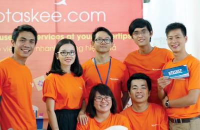 Cha đẻ của bTaskee – Ứng dụng giúp việc nhà theo giờ