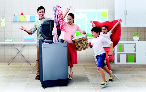 5 mẹo giặt đồ nhanh và sạch hơn bao giờ hết