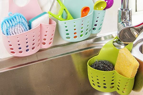 9 giải pháp để miếng rửa chén luôn sạch sẽ và không tích tụ vi khuẩn –  bTaskee