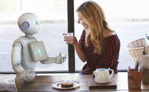 robot giúp việc nhà