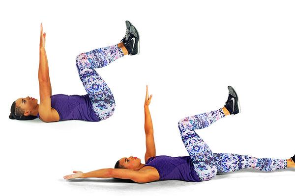 bài tập thể dục hữu ích cho người bận rộn