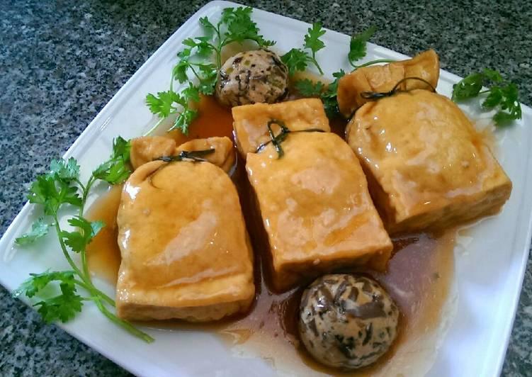 Những món ngon được chế biến từ đậu hũ