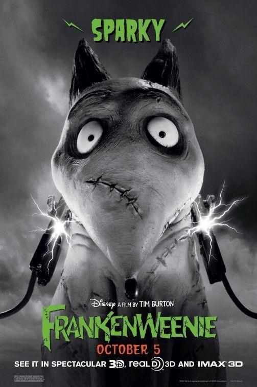 hoạt hình cho Halloween_Frankenweenie