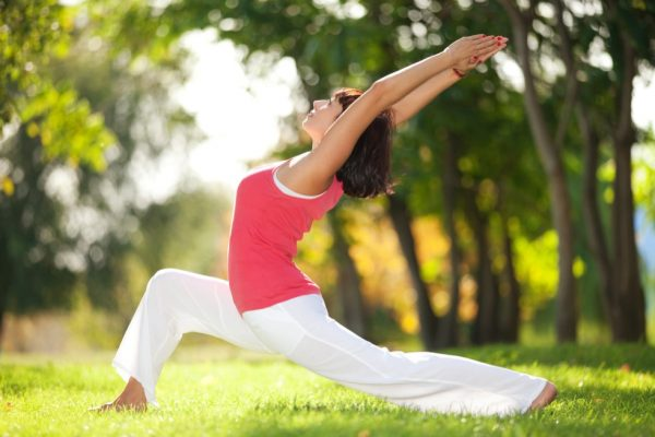 Tập thể dục buổi sáng tốt cho cơ thể.