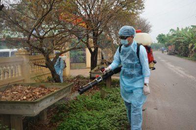Những bệnh dịch sau mưa bão và biện pháp phòng tránh