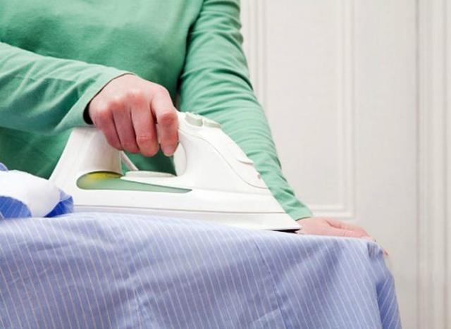 Sử dụng bài ủi hơi nước