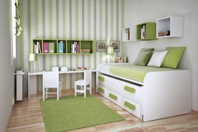 Nới rộng phòng ngủ hiệu quả chỉ bằng 5 ý tường đơn giản