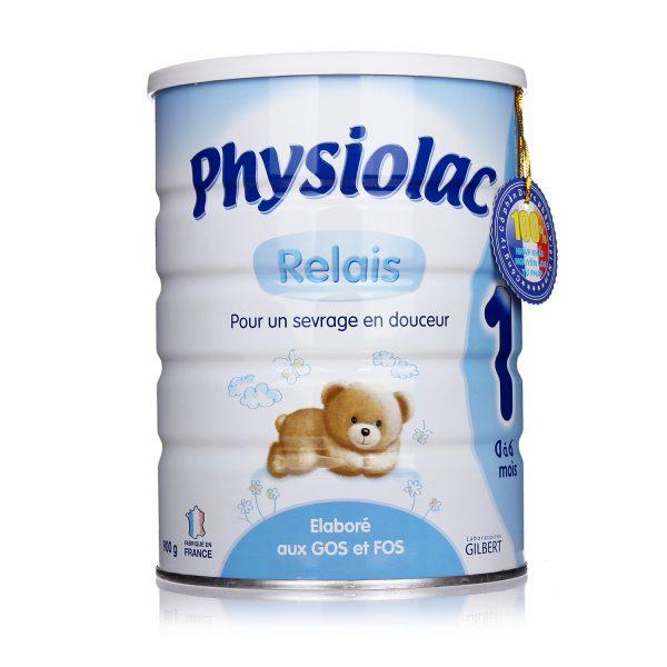 Thương hiệu sữa phyosilac của Pháp