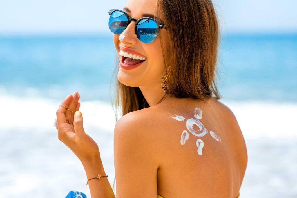 sử dụng kem chống nắng