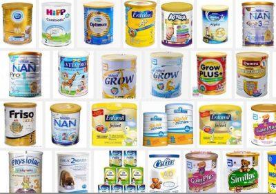 5 thương hiệu sữa dành cho trẻ em tốt nhất được các bà mẹ tin dùng