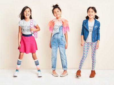 Những shop quần áo trẻ em ở TP Hồ Chí Minh