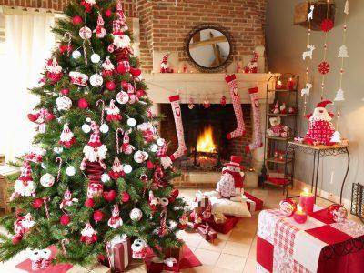 """1001 cách trang trí Noel """"chuẩn không chỉnh"""""""