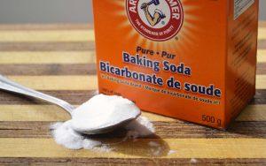 công dụng làm đẹp từ baking soda
