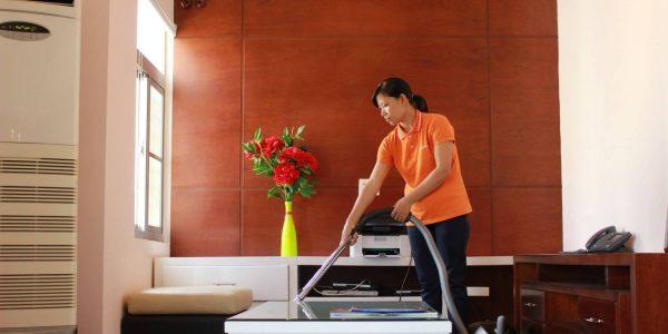 Các chị chọn nghề giúp việc nhà chỉ vì nó gần gũi