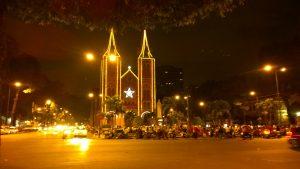 địa điểm vui chơi Noel ở Tp. Hồ Chí Minh