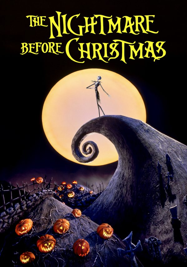 phim giáng sinh, the nightmare before christmas