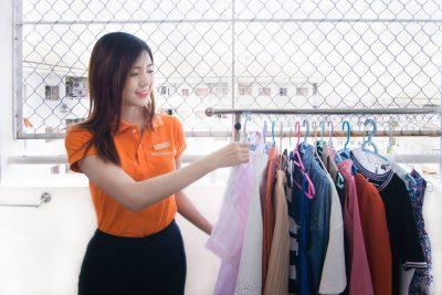 Giúp việc nhà theo giờ giúp xóa tan định kiến về nghề giúp việc