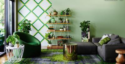 Trang trí nhà cửa đón Tết với 8 mẹo sử dụng cây xanh cực hữu ích