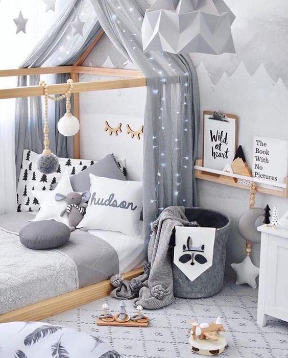 trang trí phòng ngủ cho bé