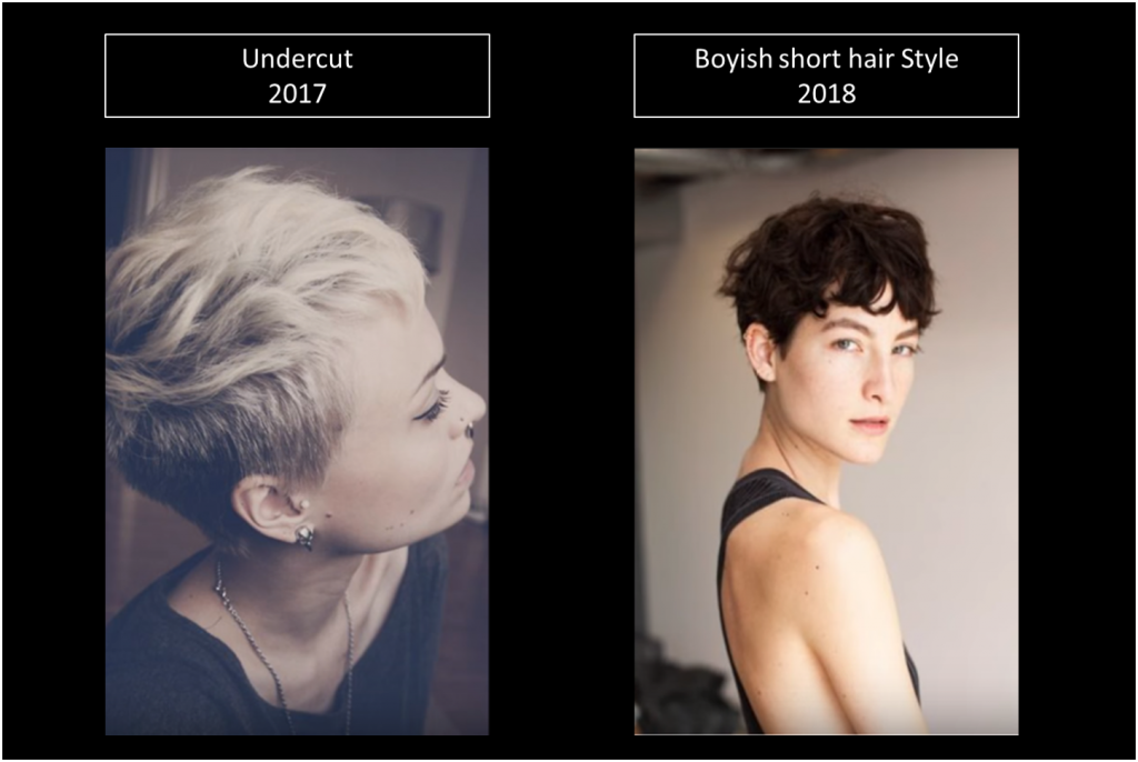 xu hướng tóc 2018