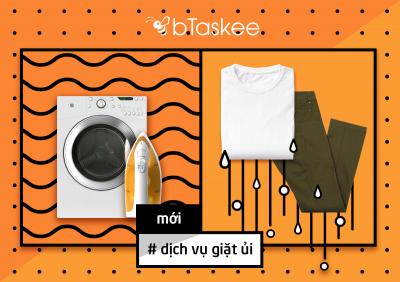 """Những ưu điểm """"khó đụng hàng"""" của dịch vụ giặt ủi của bTaskee"""