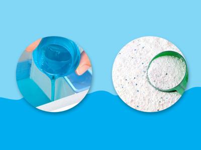 Tại sao nên dùng nước giặt thay cho bột giặt khi giặt máy?