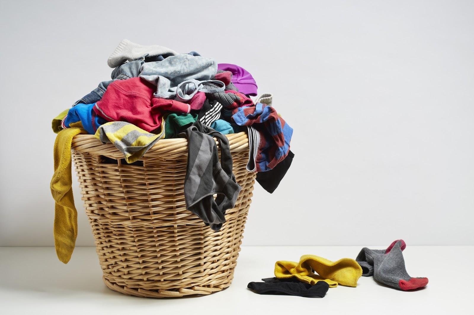 cách giặt đồ lót