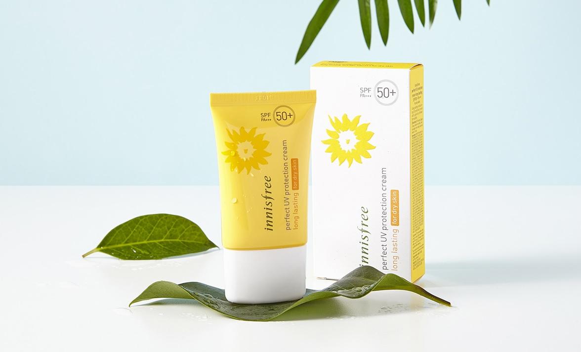cach-su-dung-kem-chong-nang-Innisfree-Perfect-UV-Protection-Cream-For-Dry-Skin