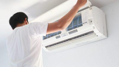 Sử dụng máy lạnh đúng cách để tránh sốc nhiệt mùa hè