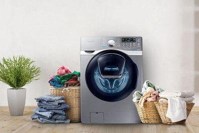 Những điều cần lưu ý khi dùng máy giặt cửa trước để máy hoạt động tốt
