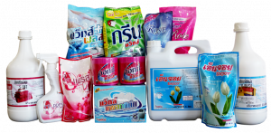 nước giặt Thái Lan