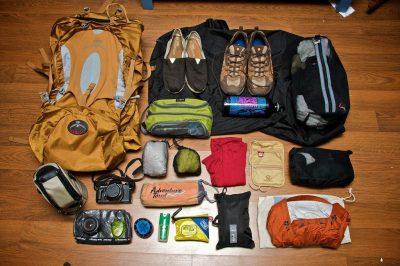 Bỏ túi ngay những vật dụng không thể thiếu khi đi du lịch