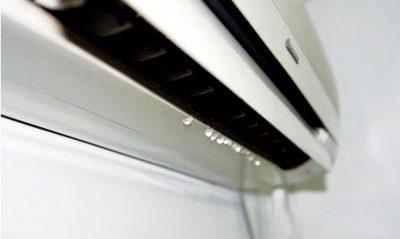 Cách khắc phục tình trạng máy lạnh bị chảy nước