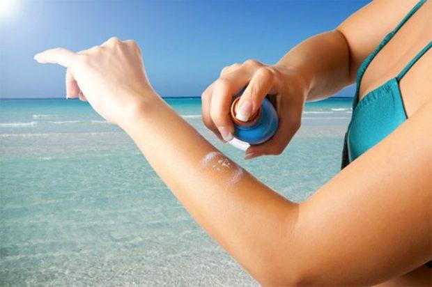 Cách sử dụng kem chống nắng hiệu quả